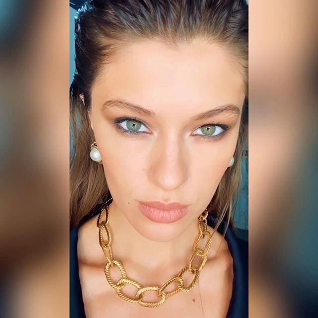 Fast beauty shoot @irkamua ❤️ #modeling#makeup#moscow#russia#irkamua