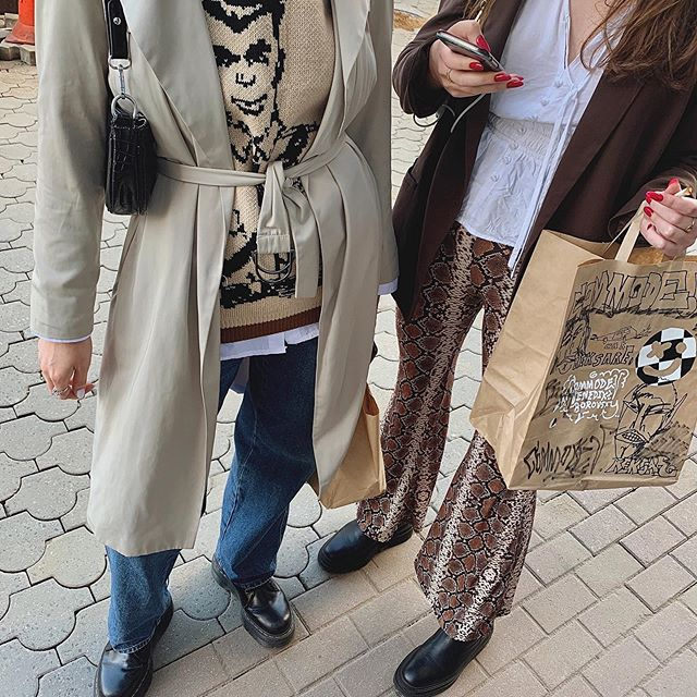 Мода из комода
