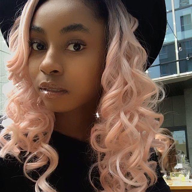 #PinkHair 💗  #model #dancer #choreographer #afro #warsaw #warsawgirl #image #photography #naturalhair #blackgirlmagic