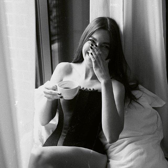 Доброе утро, прекрасный мир☕️🥐 ph @tumanovaph for @rent_me.ru