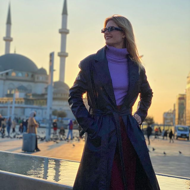 Polish spy on vacation in Turkey  . . . #turkey#istanbul#city#mosque#taksim#travel